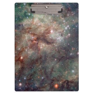 Close-up of the Tarantula Nebula Clipboards