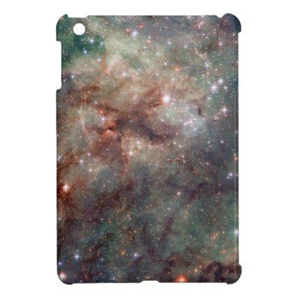 Close-up of the Tarantula Nebula iPad Mini Covers