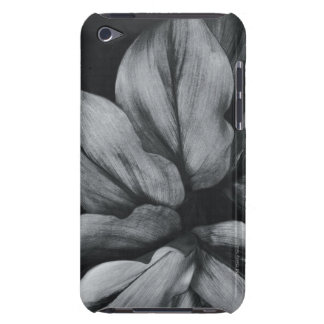 Close-up of tropical plant iPod touch case