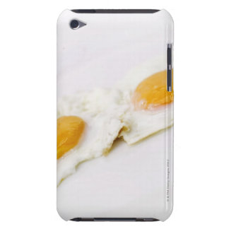 Close-up of two fried eggs iPod touch cover