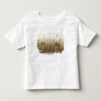 Close up of Wheat Photography T-shirt