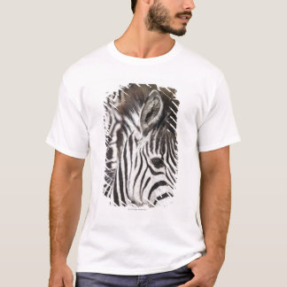 Close up of zebra T-Shirt