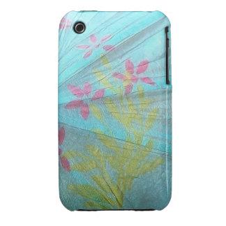 Close Up - Paper Parasol iPhone 3 Case-Mate Case