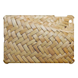 Close up photo of a Straw Hat iPad Case