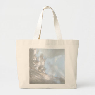 Close up Photo. Picture of a Seashell. Canvas Bags