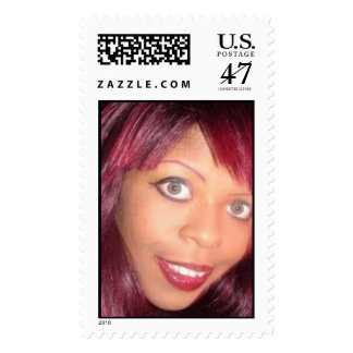 Close Up Postage Stamp