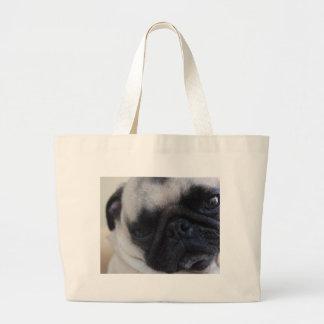 Close-up Pug Bag