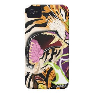 Close-Up Tiger BlackBerry Bold Case