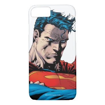 Close up to face iPhone 8/7 case