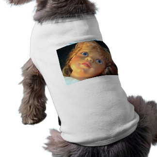 Close-Up view of Doll Dog Clothes