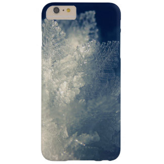 Close Up View of Ice Cold Morning Frost Barely There iPhone 6 Plus Case
