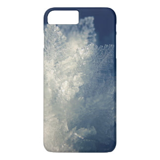 Close Up View of Ice Cold Morning Frost iPhone 8 Plus/7 Plus Case