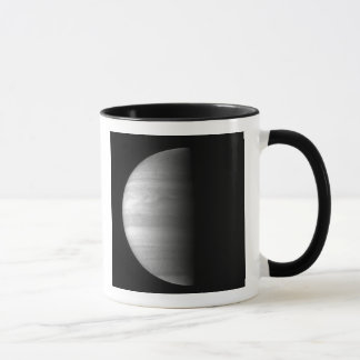Close-up view of the planet Jupiter Mug