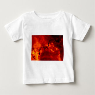 Close Up View of the Rosette Nebula Caldwell 49 Baby T-Shirt