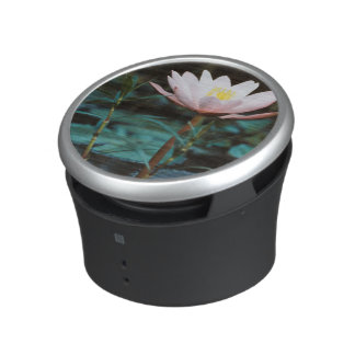 Close-Up view of Water Lily at Inle Lake Bluetooth Speaker