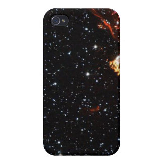 Close-Up Visible Light Image of Kepler's Supernova Case For iPhone 4