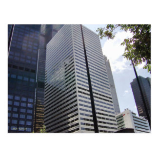 Close Up Willis Tower Photography Postcard