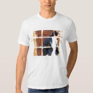 Close_Ups Grid - T-Shirt - Customized
