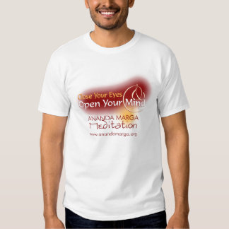 Close Your Eyes 1 T-shirt