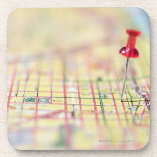 closed 151 maps maps map pins beverage coaster
