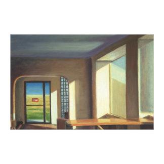 Closed 2004 canvas print