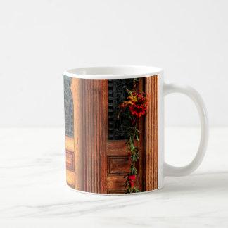 Closed Door Coffee Mug