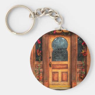 Closed Door Keychain