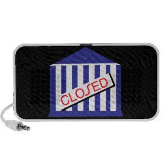 Closed Mini Speaker