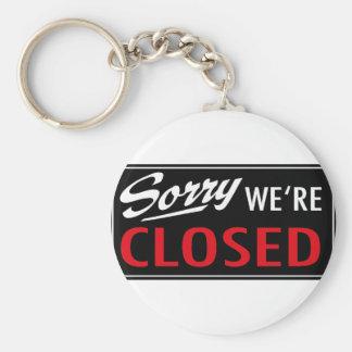 closed schlüsselband