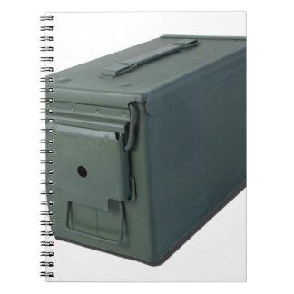 ClosedAmmoBox110814.png Spiral Notebook