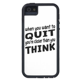 Closer Than You Think iPhone SE/5/5s Case