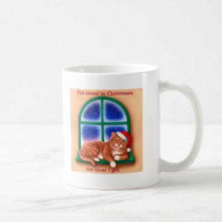 Closer to Christmas Coffee Mugs