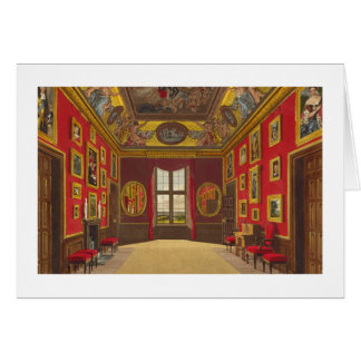 Closet del rey, castillo de Windsor, del 'Res real Tarjeta De Felicitación