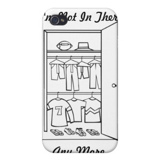 Closet: Gay Interest Case For iPhone 4