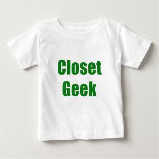Closet Geek Baby T-Shirt