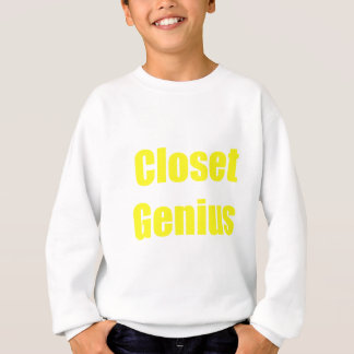 Closet Genius Sweatshirt