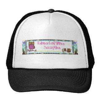 Closet of Free Samples Banner Designs Mesh Hat