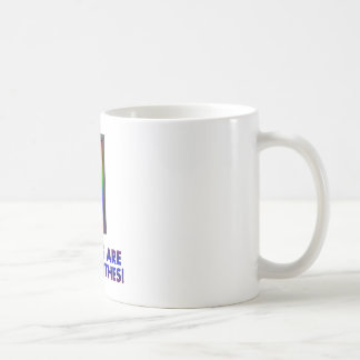 Closets are for Clothes Coffee Mugs