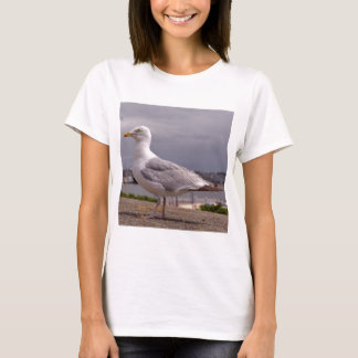 Closeup of Herring gull T-Shirt