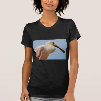 Closeup Roseate Spoonbill T-Shirt