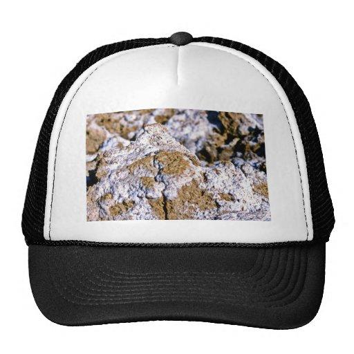 Closeup, Salt Flats Hats