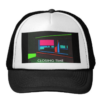 CLOSING TIME TRUCKER HAT