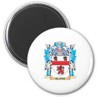 Closs Coat of Arms - Family Crest Magnets
