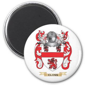 Closs Coat of Arms Fridge Magnets