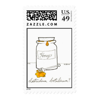 Clostridium Botulinum stamp