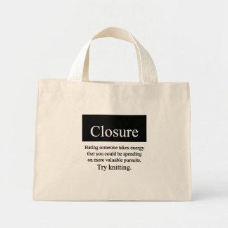 Closure Bag