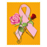 Closure Breast Cancer Survivor Flyer Design
