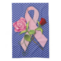 Closure for the Breast Cancer Survivor Hand Towel