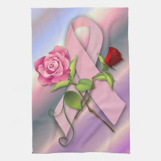 Closure for the Breast Cancer Survivor Kitchen Towel