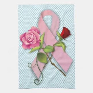 Closure for the Breast Cancer Survivor Kitchen Towels
